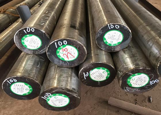 SAE5140 / SCr440 Hot Rolled Alloy Steel Round Bar Untuk Mesin