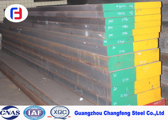 1.2311 P20 Rolled Alloy Steel Flat Bar CC Flaw Detection For Die Holders